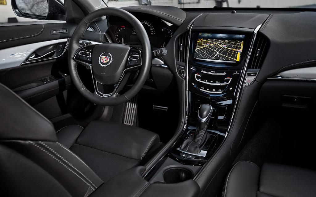 Black Cadillac Sedan – Limo Affair