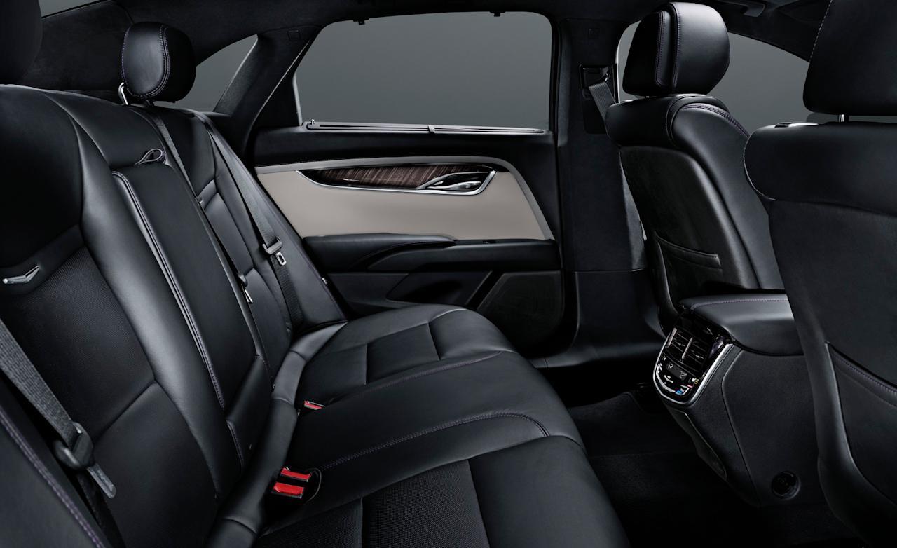 Black Cadillac Sedan Limo Affair